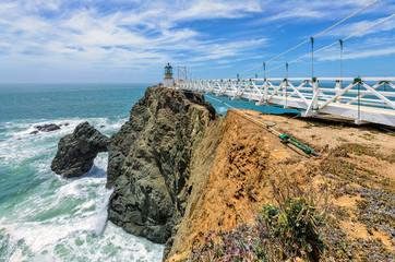 Lighthouse, Point Bonita Lighthouse, San Francisco, California