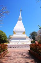 Phra That Si Song Rak temple, Loei Thailand