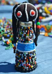 Beadwork Doll