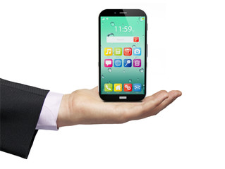 Mobile phone wireless communication technology and mobility busi