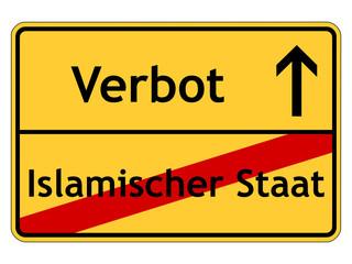 Verbot des Islamischen Staates