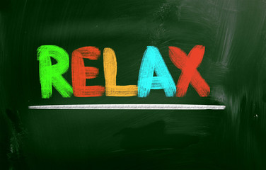 Relax Concept