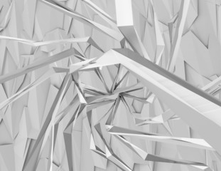 Abstract geometrical background for use in design