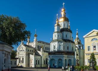 Покровский мужской монастырь в Харькове