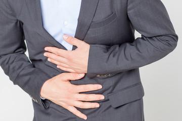 Bauchschmerz