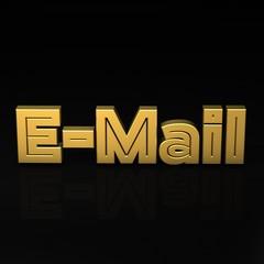 3D Gold - E-Mail