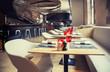 stylish  restaurant - 70754769