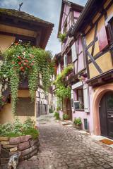 Alsace village Eguisheim