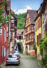village Kaysersberg,  Strasbourg region