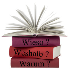 Bücher - wieso,weshalb,warum