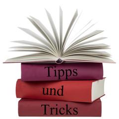 Bücher - Tipps und Tricks
