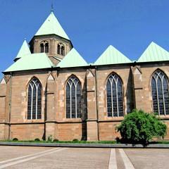 Münster in ESSEN ( Ruhrgebiet )