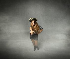 buccaneer dancing macarena