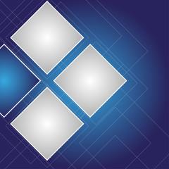 Business Cover Abstrakt Hintergrund Vektor