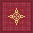 vector carpet pattern