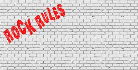 Rock Rules