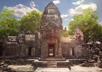 Chau Say Thevoda Angkor Temple, Siem Reap, Cambodia