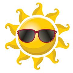 Мультфильм солнце
