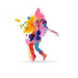 Color dancer