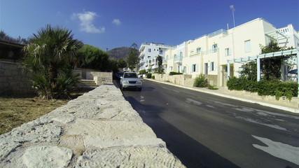Улица Херсониссос, остров Крит.