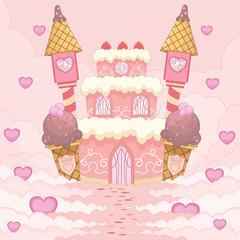 Romantic Candy Castle