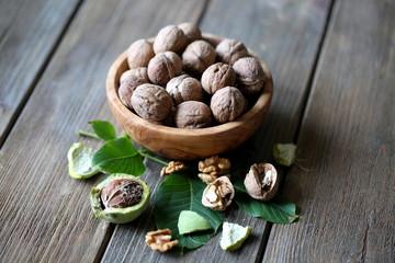 Грецкие орехи - новый урожай