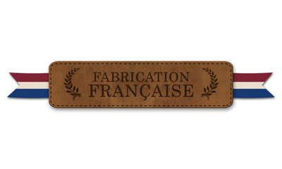 Fabrication française laurier