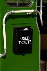 used tickets