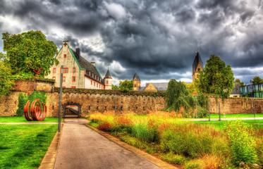 Deutschherrenhaus in Koblenz - Germany, Rheinland-Pfalz