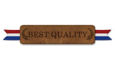 la meilleur qualité
