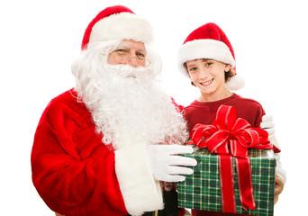 Christmas Present from Santa