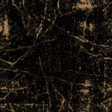 Fototapety Seamless scratched rusty grunge texture, vector background.