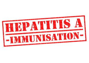 HEPATITIS A IMMUNISATION