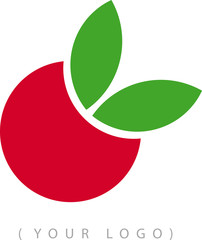 Simbolo gastronomia vegetariana