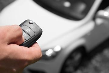 Car alarm, maintain your car security on the level.