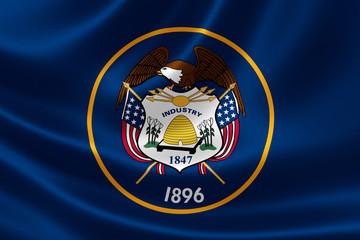 State of Utah Flag