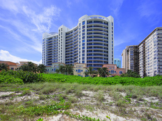Condominiums in Miami Beach