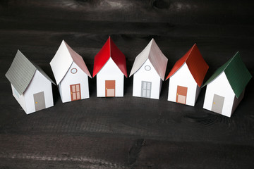 House symbol - Miniatures houses