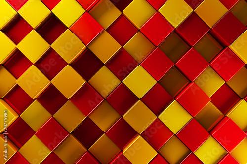 czerwone-i-zlote-bloki-abstrakcyjne-tlo