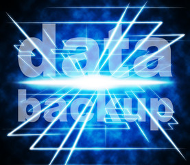 Backup Data Means File Transfer And Archive