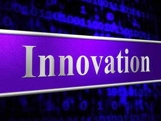 Ideas Innovation Indicates Invention Creativity And Concepts