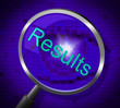Magnifier Results Shows Searches Search And Outcome