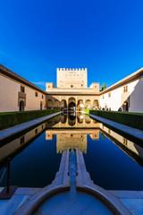 スペイン アルハンブラ宮殿 Alhambra spain