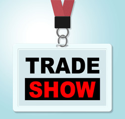 Trade Show Shows Corporate Purchase And Biz