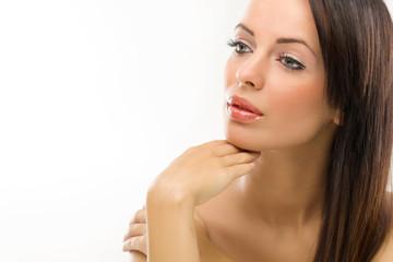 skin care beauty woman