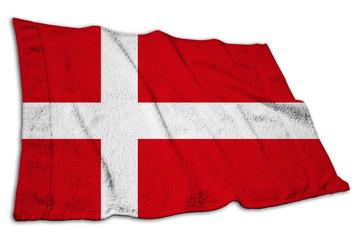 Flagge Dänemarks