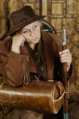 Mature female Bandit