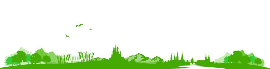 Landschaft Bayern