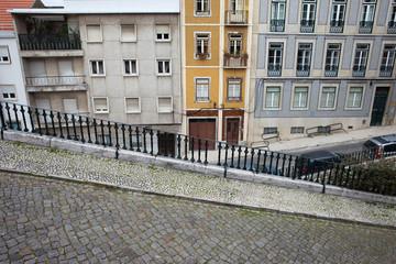 Lisbon Urban Scenery