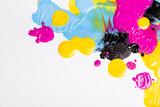 cmyk color